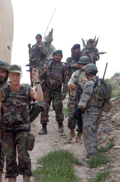 Armée Afghane/Afghan National Army(ANA) Afghan10