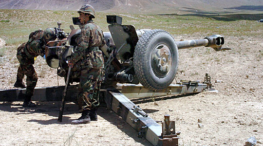 Armée Afghane/Afghan National Army(ANA) D-30_h10