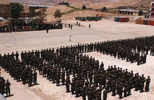 Armée Afghane/Afghan National Army(ANA) First_10