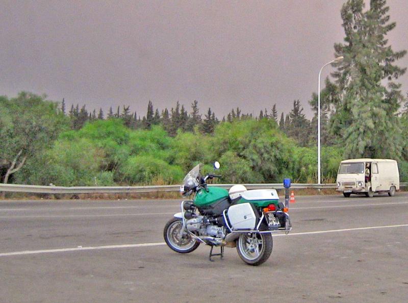 صور لدرك الوطني الجزائري - صفحة 15 Gnmoto10