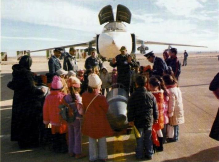 الطائرة المقاتلة المتعددة المهام السو-24  (SU – 24 (Sukhoi Jpo_su10
