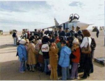 الطائرة المقاتلة المتعددة المهام السو-24  (SU – 24 (Sukhoi Jpo_su13