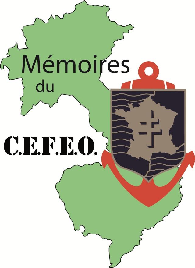 Mémoires du CEFEO Logo_i11