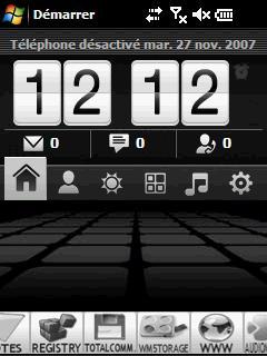 meteo - Win-Mobile Team présente : ROM V4 Diamond, pur instinct... 118
