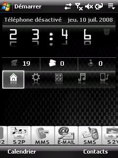 meteo - Win-Mobile Team présente : ROM V4 Diamond, pur instinct... 215