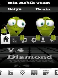 meteo - Win-Mobile Team présente : ROM V4 Diamond, pur instinct... Skin1210