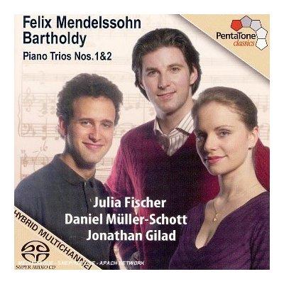 Mendelssohn: Musique de chambre (excluant les quatuors) 512jq810