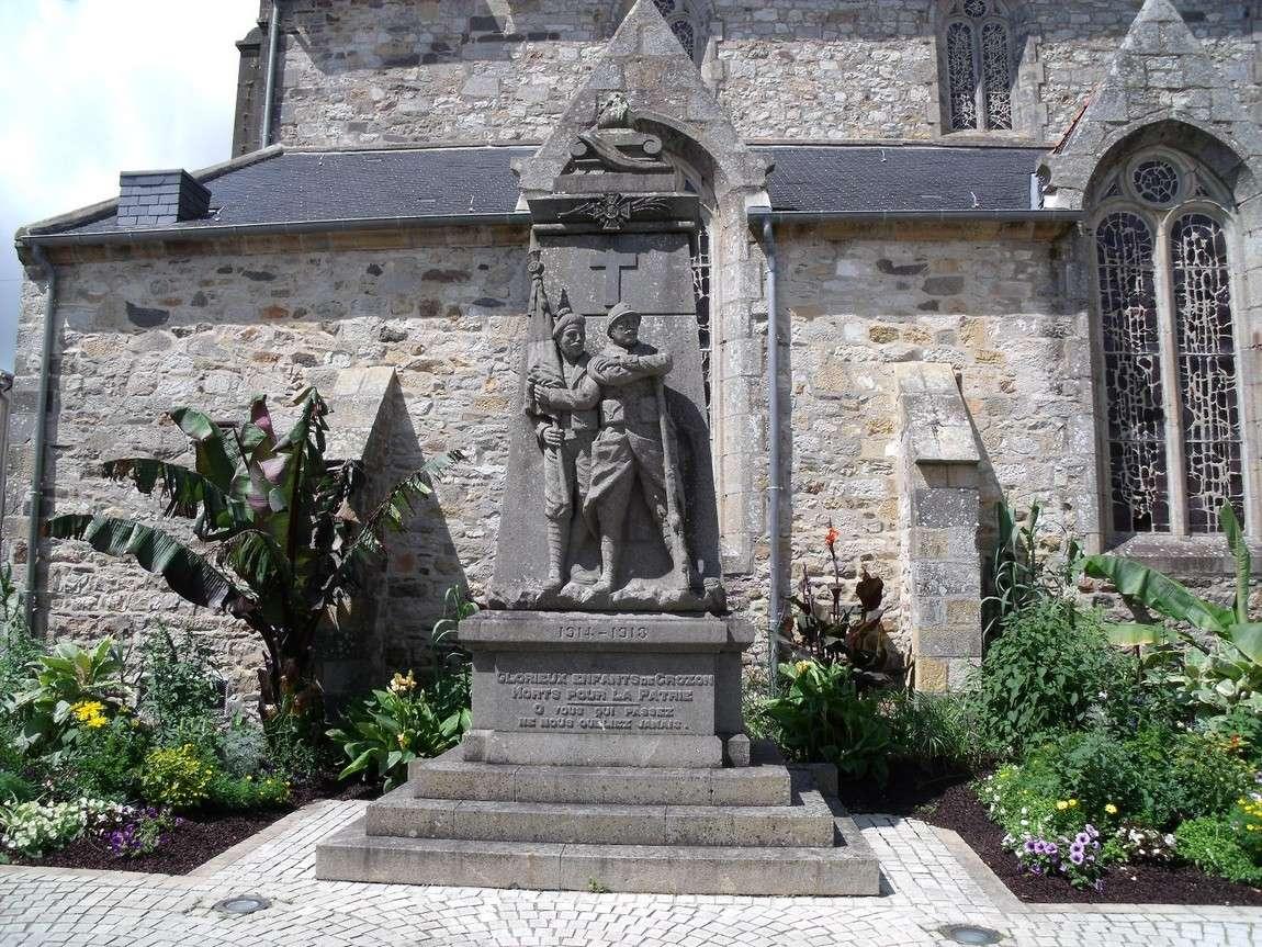 [Histoires et Histoire] Monuments aux morts originaux Français Tome 1 - Page 4 Crozon10