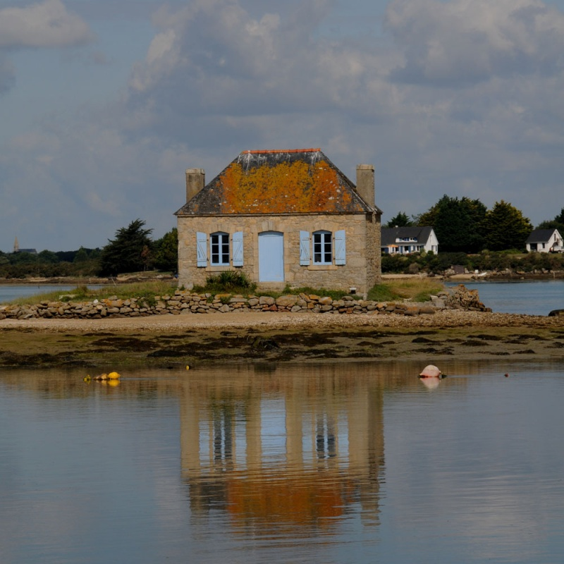Reflet sur Saint-Cado (Morbihan) 56belz10