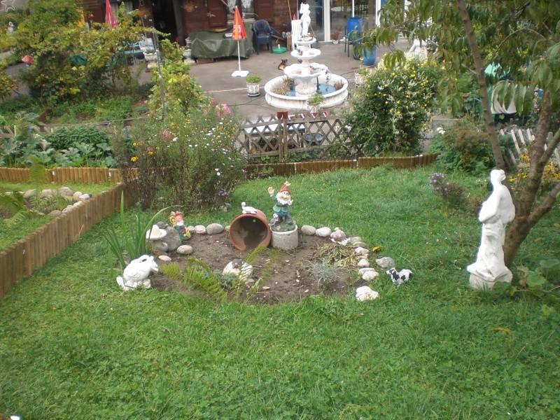 Présentation de mon parc à tortues 01910