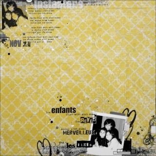 Siléo en février ! m.à.j 23/02/12 : petit clown des neiges 2011-121