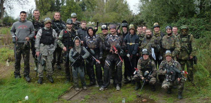 PAINTBALL ADVENTURE DE LA CÔTE D'OPALE