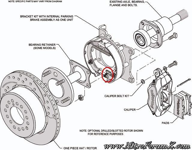 embrayage ... freins a main Rear_b10