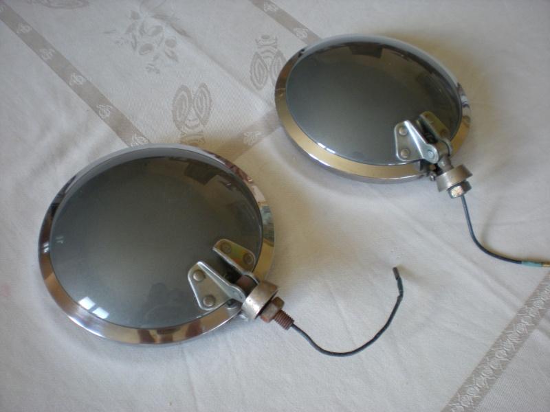 phares cibié 45 iodes  180mm extra plats restaurés . Photo_16