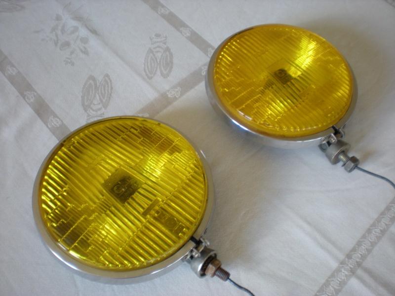 phares cibié 45 iodes  180mm extra plats restaurés . Photo_17