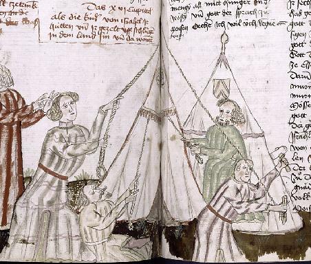 Les Tentes médiévales - Page 2 A1192