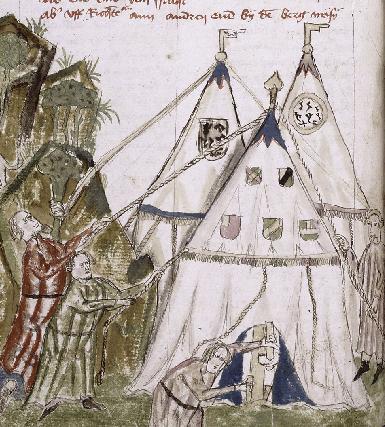 Les Tentes médiévales - Page 2 A1193