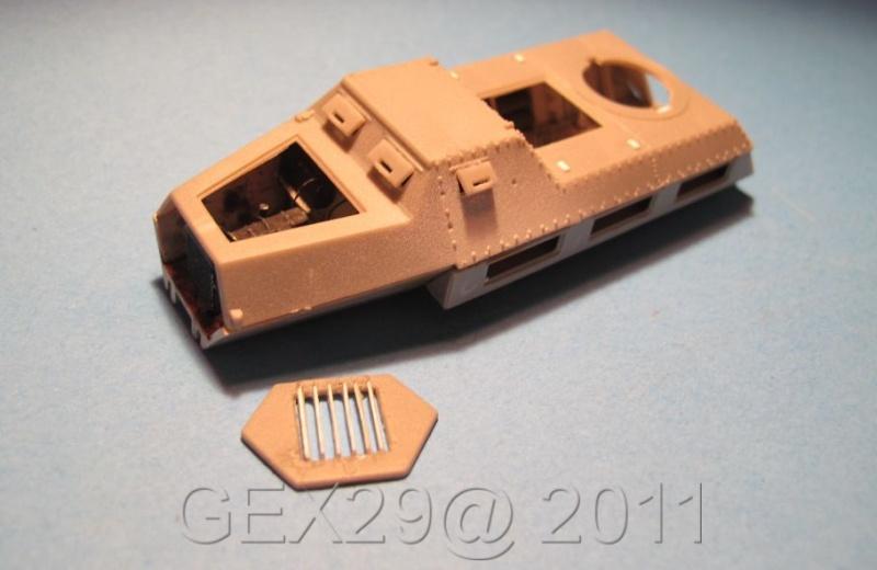 panzerwerfer 42 1/72 Aa02610