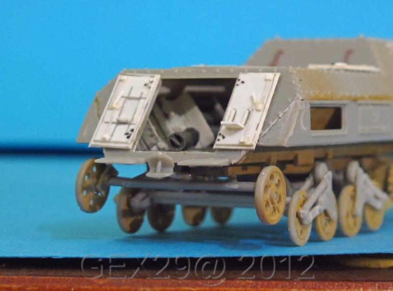 panzerwerfer 42 1/72 Aa03310