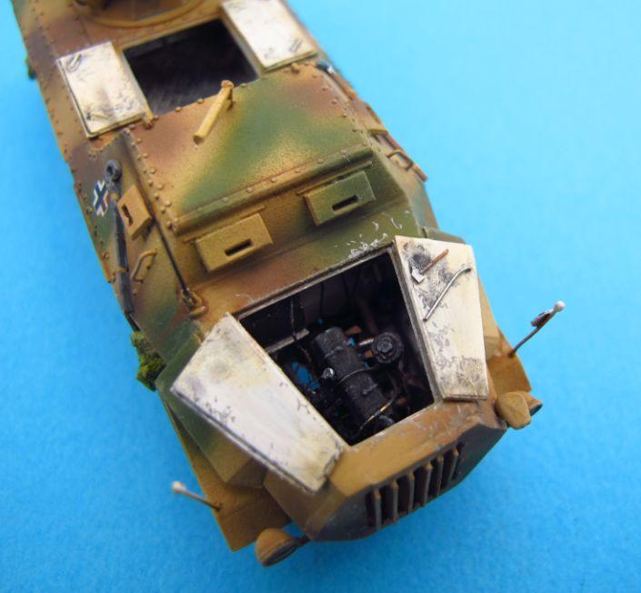panzerwerfer 42 1/72 Aa04110