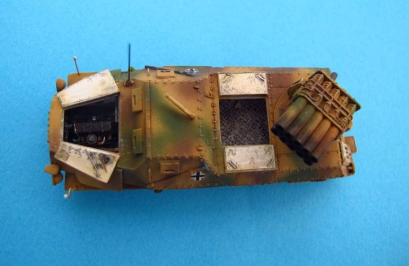 panzerwerfer 42 1/72 Aa04310