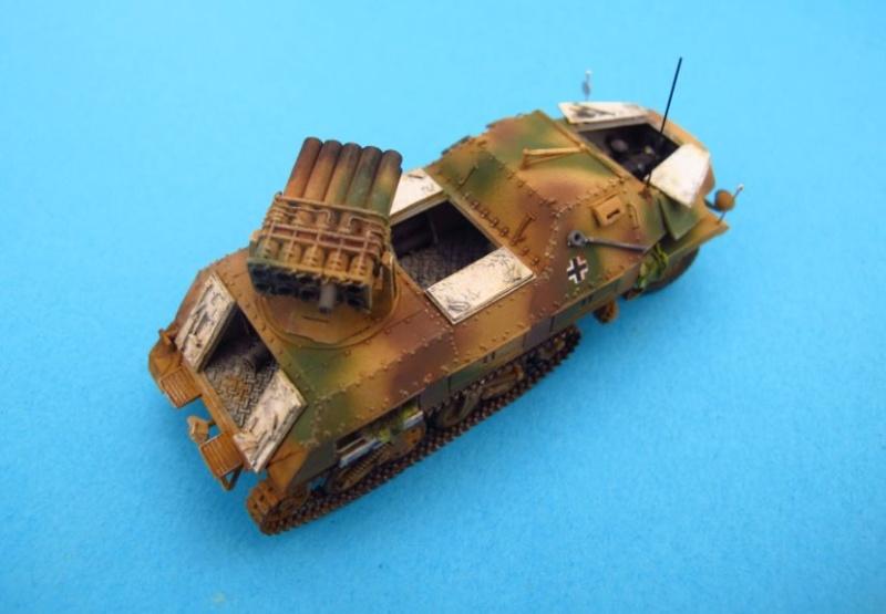 panzerwerfer 42 1/72 Aa04510