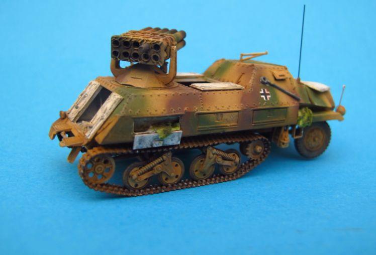 panzerwerfer 42 1/72 Aa04610