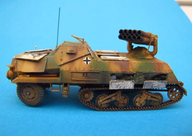 panzerwerfer 42 1/72 Aa04710