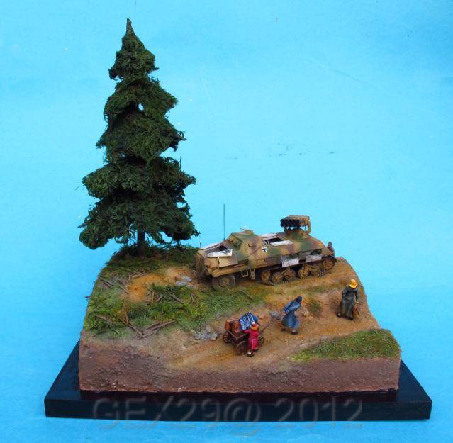 panzerwerfer 42 1/72 Aa05610