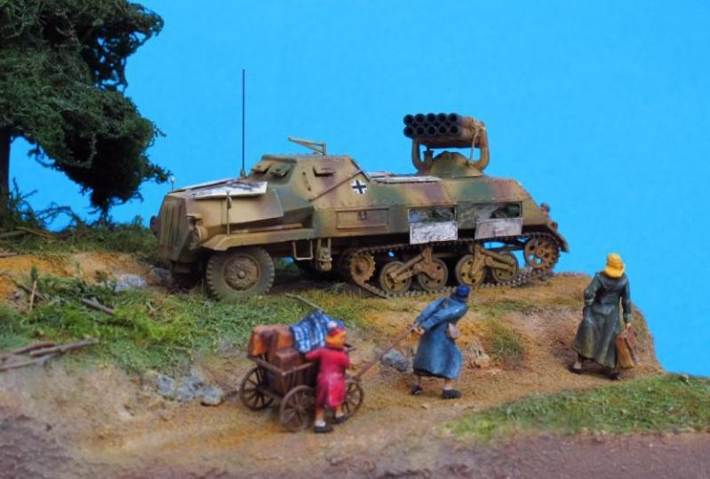 panzerwerfer 42 1/72 Aa05810