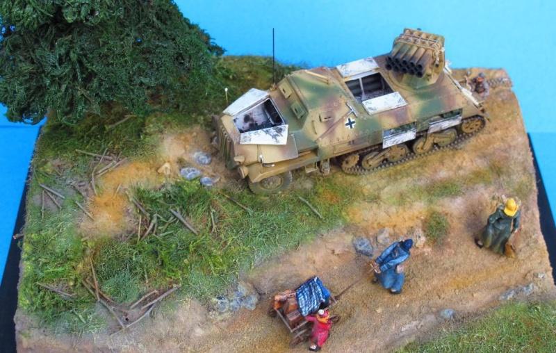 panzerwerfer 42 1/72 Aa05910