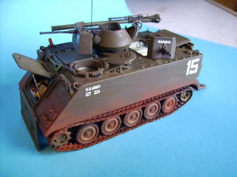 M113 acav ITALERI 1/72° Aca2310