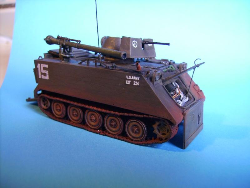 M113 acav ITALERI 1/72° Aca2510