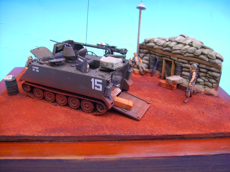 M113 acav ITALERI 1/72° Aca3110