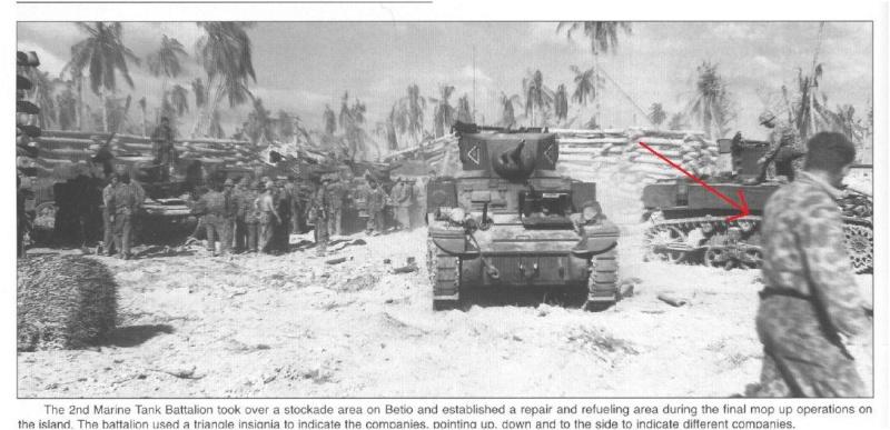 M3 75 mm pacifique 1/72 Betio10