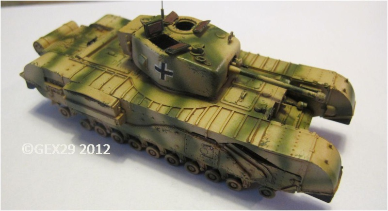 churchill beute 1/72  TERMINE ........... - Page 2 Church25