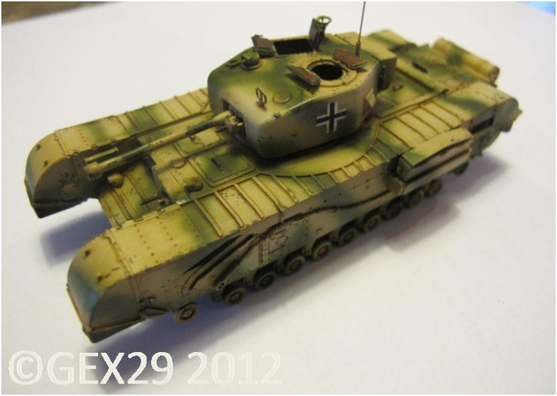 churchill beute 1/72  TERMINE ........... - Page 2 Church26