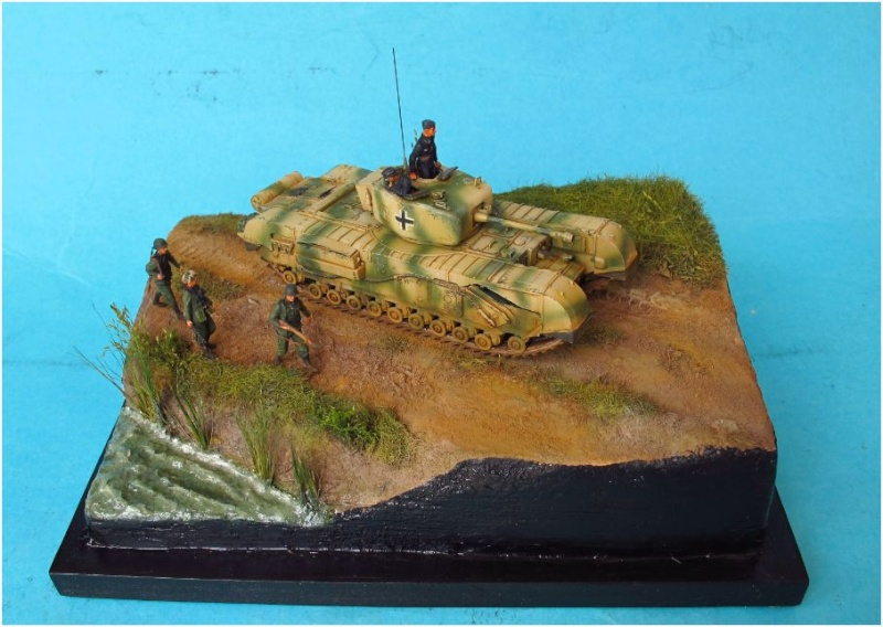 churchill beute 1/72  TERMINE ........... - Page 2 Church33