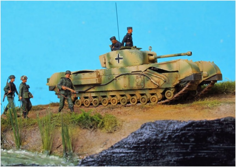churchill beute 1/72  TERMINE ........... - Page 2 Church34