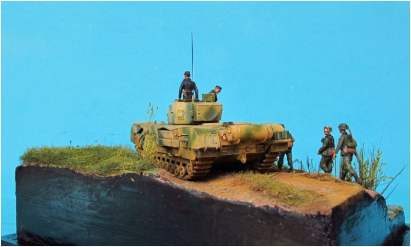 churchill beute 1/72  TERMINE ........... - Page 2 Church36
