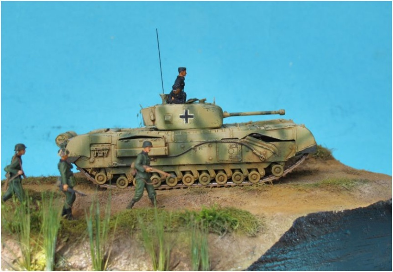 churchill beute 1/72  TERMINE ........... - Page 2 Church38