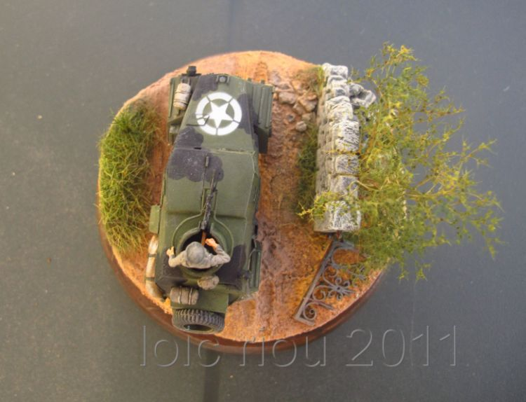 humber light recon car mk3 ( scratch ) 1/72  TERMINE!!! - Page 3 Humb8012