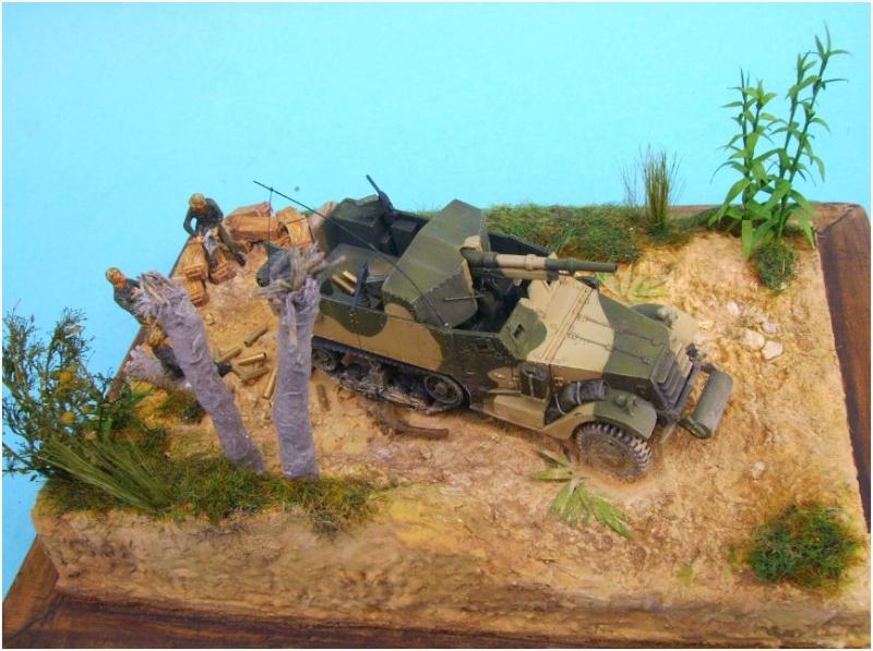 M3 75 mm pacifique 1/72 M3w10