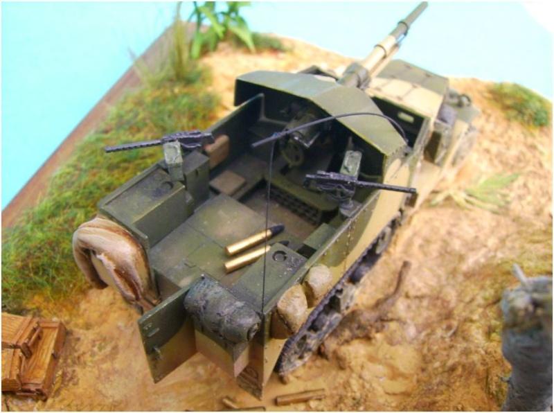 M3 75 mm pacifique 1/72 M3y10