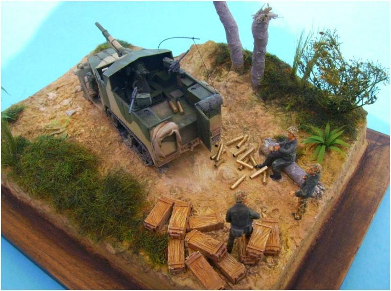 M3 75 mm pacifique 1/72 M3z10