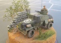 humber light recon car mk3 ( scratch ) 1/72  TERMINE!!! - Page 3 Humb8013