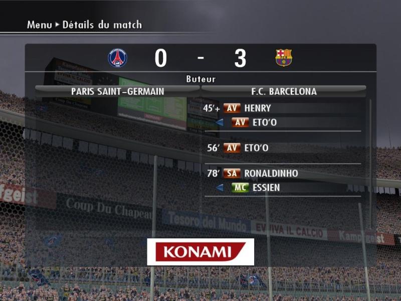Psg vs Barça Buteur11