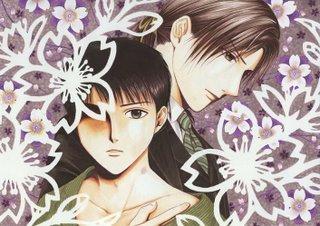 Yuu Watase ahora es una mangaka yaoi O.O Sakura10