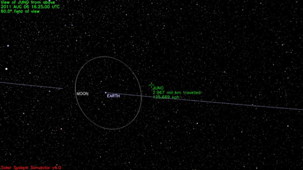 Juno - Mission autour de Jupiter 36606510