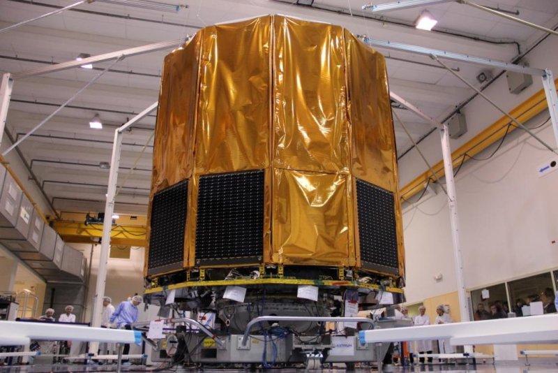 Le satellite européen Gaïa (lancement en 2013) Gaia110